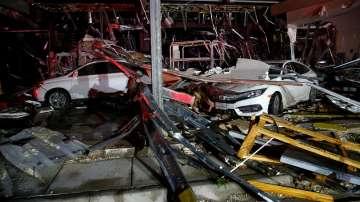 Най-малко петима души са загинали при торнада в Тексас