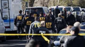 Серия от бомбени нападения в Тексас