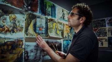 """Анимацията """"Физика на тъгата"""" на Теодор Ушев със световна премиера в Торонто"""
