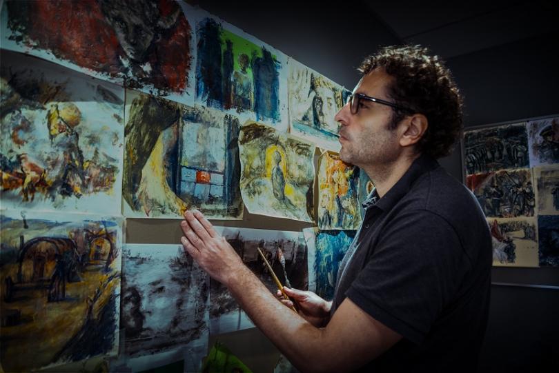 анимацията физика тъгата теодор ушев световна премиера торонто