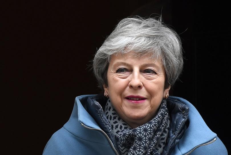Британските депутати ще гласуват отново днес Споразумението за напускане с