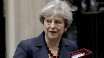 Тереза Мей получи доверието на британския парламент