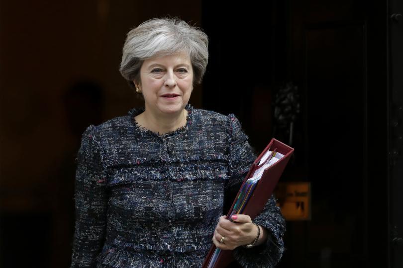 Тереза Мей, министър-председател на Великобритания