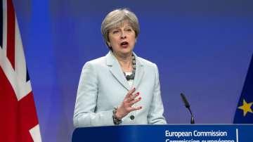 Тереза Мей: Няма да има твърда граница в Ирландия след Брекзит