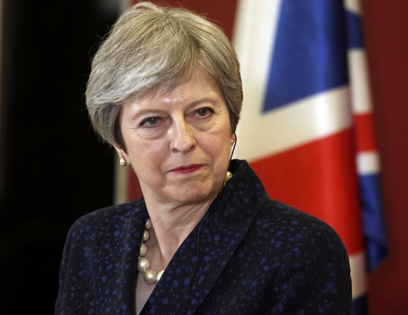 Британските парламентаристи ще гласуват предложения от Мей план за Брекзит.
