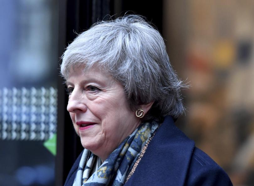 Британският премиер Тереза Мей ще запознае парламента с резултатите от