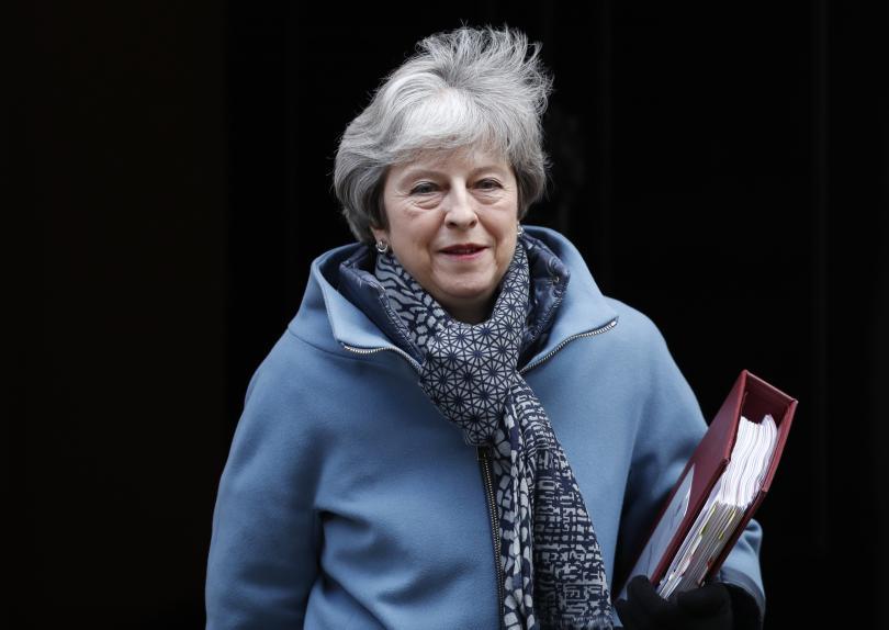 Британският премиер Тереза Мей каза в парламента днес, че опитите