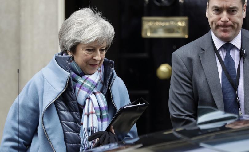 Британското правителство ще се опита да предоговори с Европейския съюз