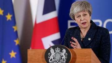 Спешна среща на Тереза Мей с министри и депутати за Брекзит