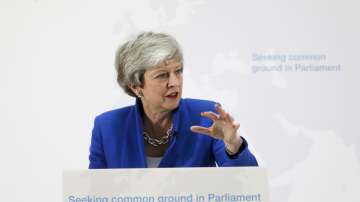 Тереза Мей ще представи поредния нов план за развода между Лондон и Брюксел