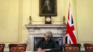 Великобритания стартира процедурата по напускането на ЕС
