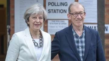Kъде гласуваха Тереза Мей и Джеръми Корбин