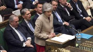 Тереза Мей внася за четвърти път сделката за Брекзит в парламента