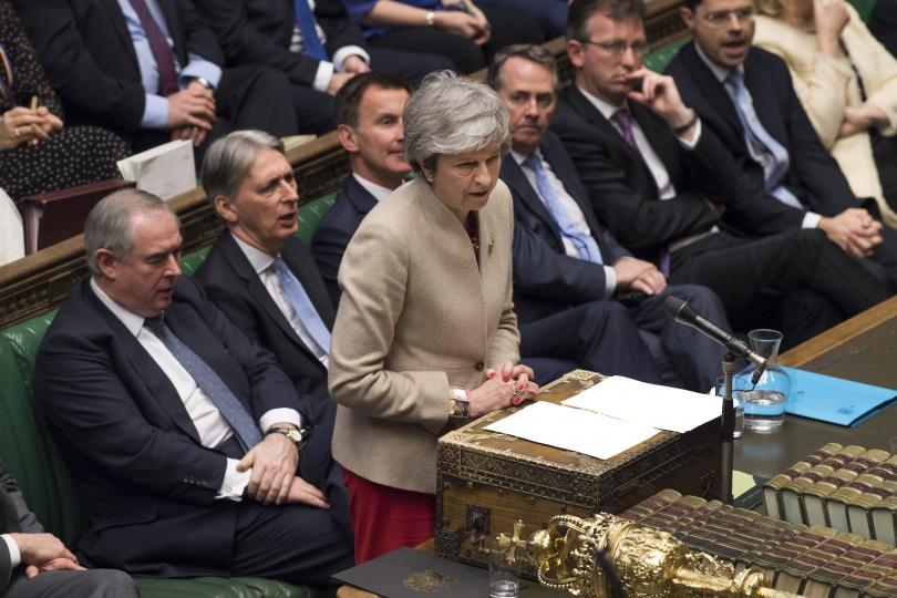 Британският министър-председател Тереза Мей ще внесе за гласуване сделката си