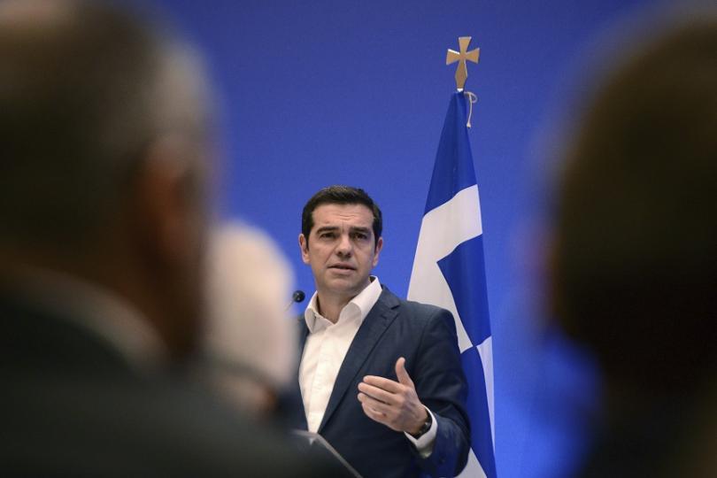 Ципрас ще обяви нова ера на финансова свобода
