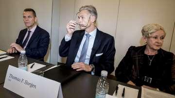 Шефът на най-голямата датска банка подаде оставка