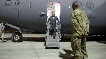 Изненадваща визита на американския държавен секретар в Ирак
