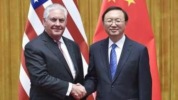 Тилърсън: САЩ са в контакт със Северна Корея, търсим преговори
