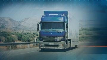 От днес е в сила новата мярка за контрол на камионите по магистралите