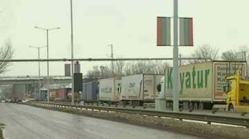 Отворено е трето трасе за ТИР-ове на Дунав мост 2 при Видин