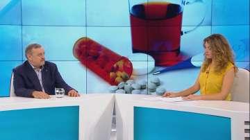 Тодор Кантарджиев: Сега е точният момент за поставяне на противогрипна ваксина