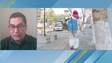 Тодор Радев: Разминават се мненията кога ще е пикът на коронавируса в Китай