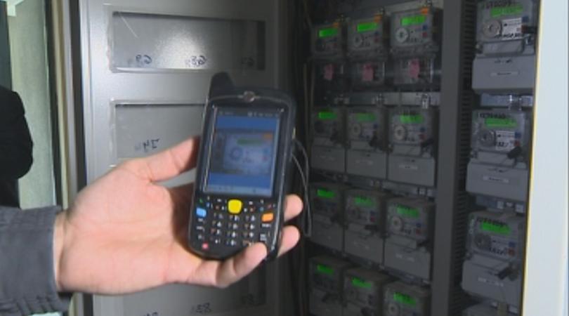 чез започва извънредно отчитане електромерите клиентите