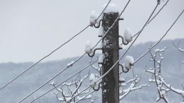Населени места в областите Враца, Ловеч, Плевен и Софийска все още са без ток