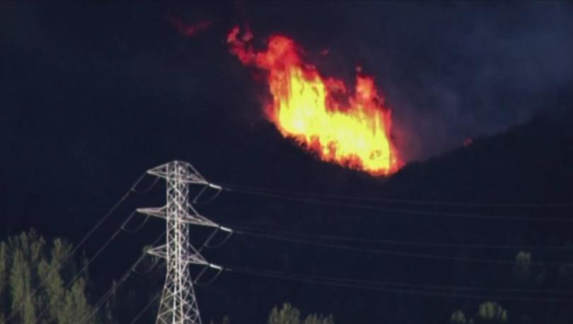 Хиляди ще останат без ток в Калифорния