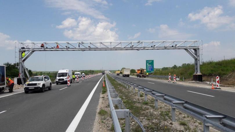 104 монтираните камери тол системата магистрали първокласни пътища