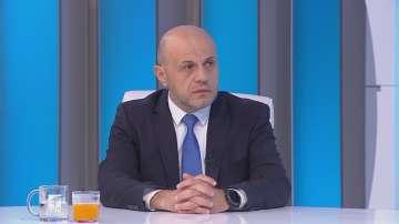 Томислав Дончев: България не е плавателен съд, за да си сменя курса