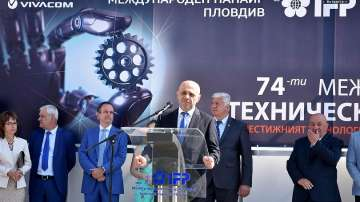 Дончев: Панаирът е устройството, което ще измери пулса на българската икономика