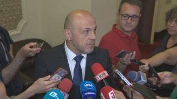 Томислав Дончев: Трудно ще се организира машинно гласуване за местните избори