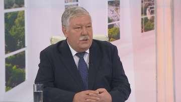 Масивен инфаркт е причината за смъртта на генерал Стоян Тонев