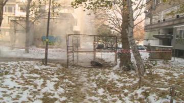 Жена пострада след авария на Топлофикация - Русе