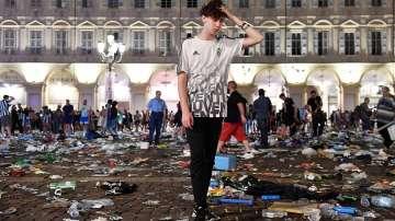 Свидетел на хаоса в Торино: Беше невиждана блъсканица