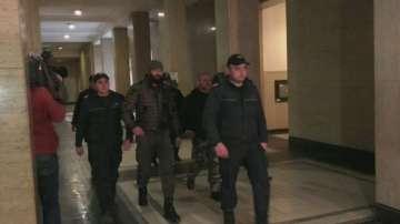 Съдът остави в ареста четиримата задържани за отвличането на Адриан Златков
