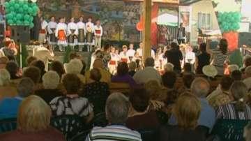 Фолклорен събор на торлаците във видинското село Чупрене