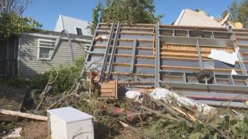 Торнадо нанесе щети във Франция