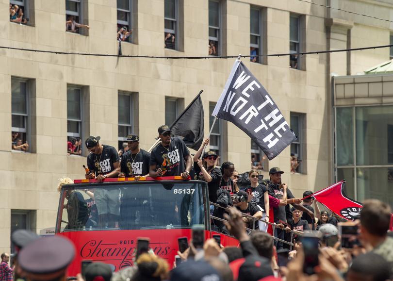 Инцидент помрачи шампионскит парад на