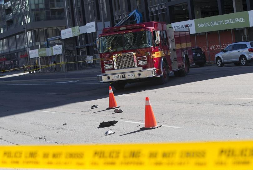 10 души са загинали в канадския град Торонто, след като