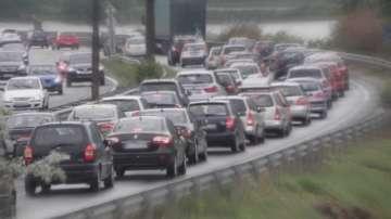 Засилен трафик се очаква в последния почивен ден около Гергьовден