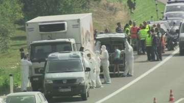 Потвърдиха доживотните присъди за трафикантите от камиона - убиец