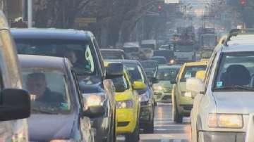Броят на колите със софийска регистрация се увеличава