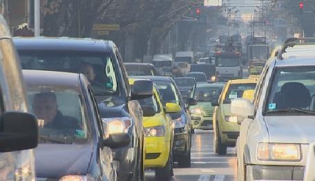 броят колите софийска регистрация увеличава