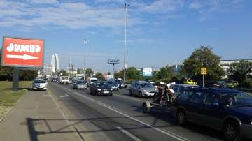 Засилен трафик и проверки на КАТ по празниците