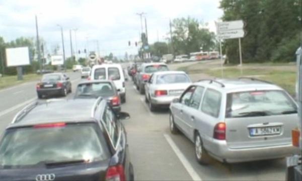 снимка 4 Броят на колите със софийска регистрация се увеличава