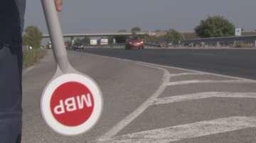 Интензивен трафик и ограничение на скоростта в участъци по магистрала Тракия