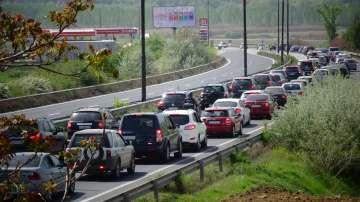 Очаква се сериозен трафик в първия от серията почивни дни