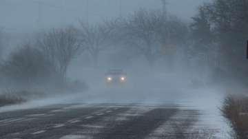 Предупреждение за възможни заледявания по пътищата от утре